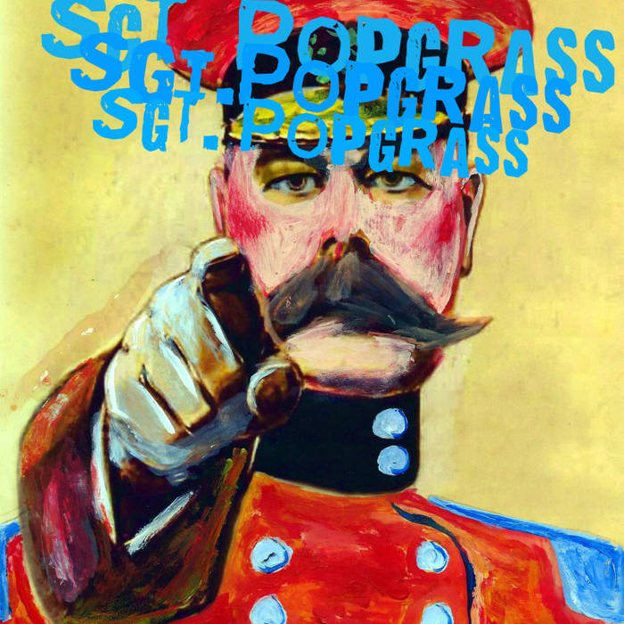Sgt. Popgrass EP cover art