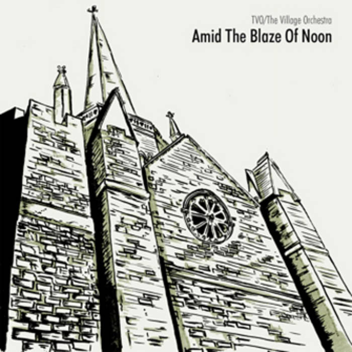 Amid The Blaze of Noon cover art