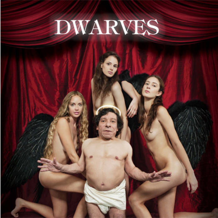 The Dwarves Are Born Again cover art