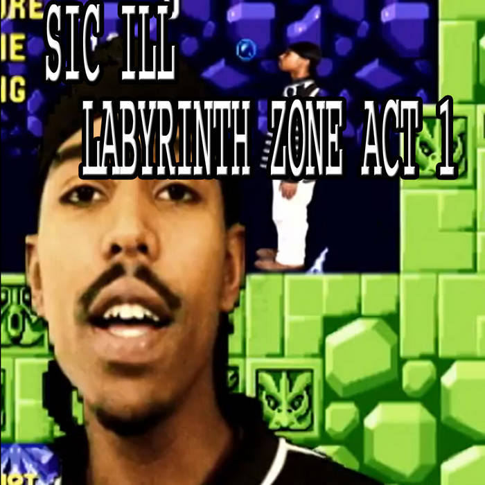 Labyrinth Zone Act 1 cover art