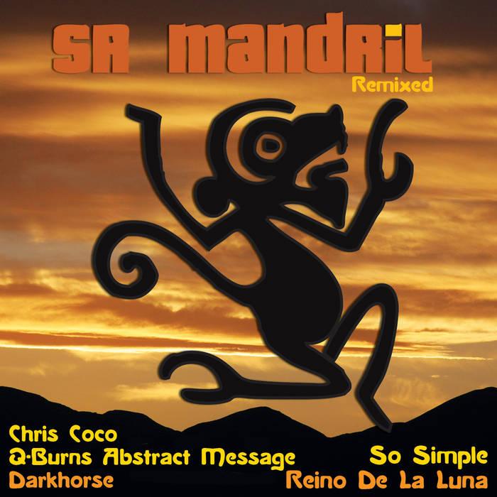 Sr Mandril Remixed Vol 2 cover art