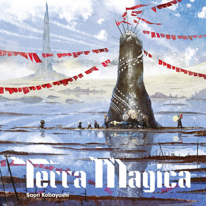 Terra Magica cover art