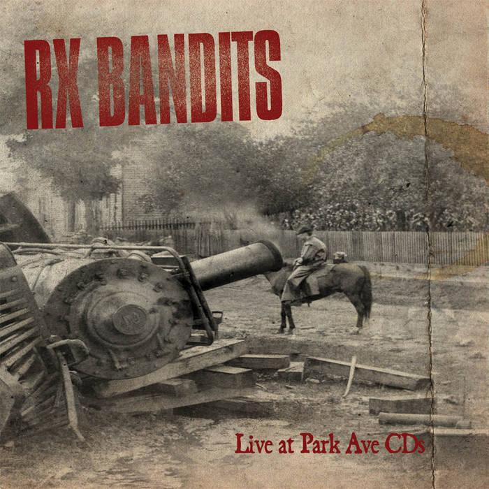 Live At Park Avenue CDs cover art