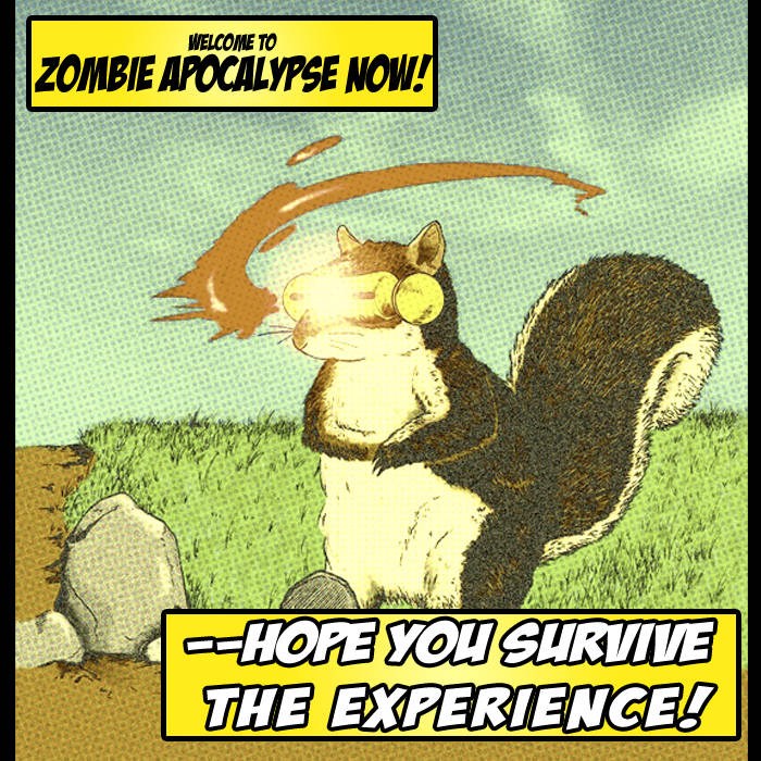 Hope You Survive the Experience! cover art