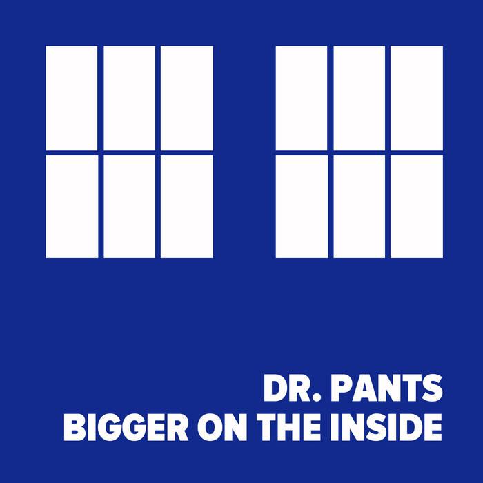 Bigger On The Inside cover art