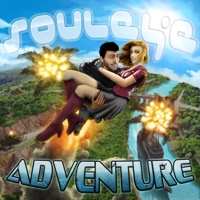 Adventure cover art