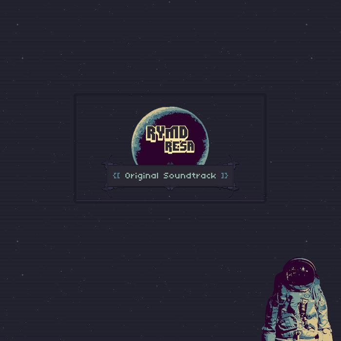 RymdResa:  The Original Soundtrack cover art