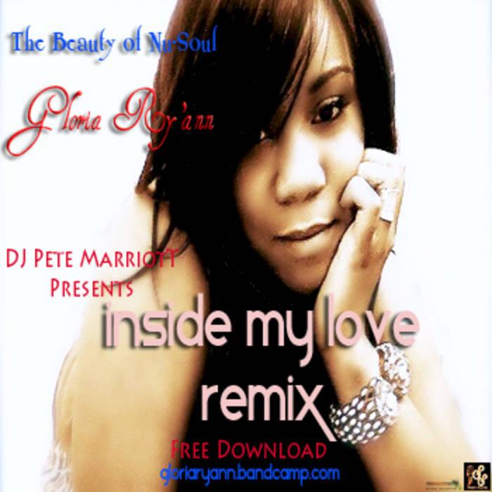 Inside My Love ~Remix(DJ Pete Marriott) cover art