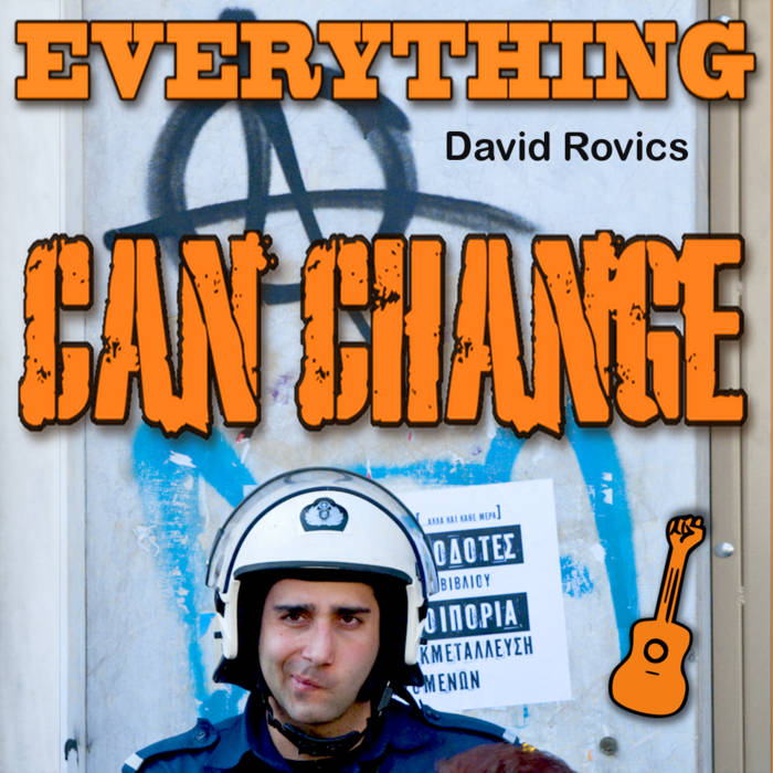Everything Can Change cover art