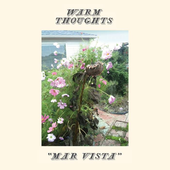 """""""Mar Vista"""" LP cover art"""