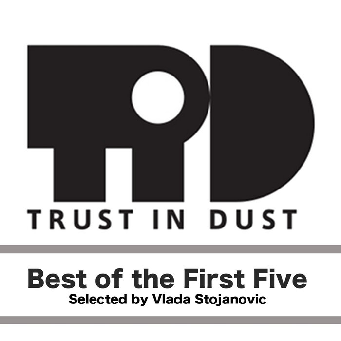 Best of the First Five (Mixed by Vlada Stojanovic) cover art