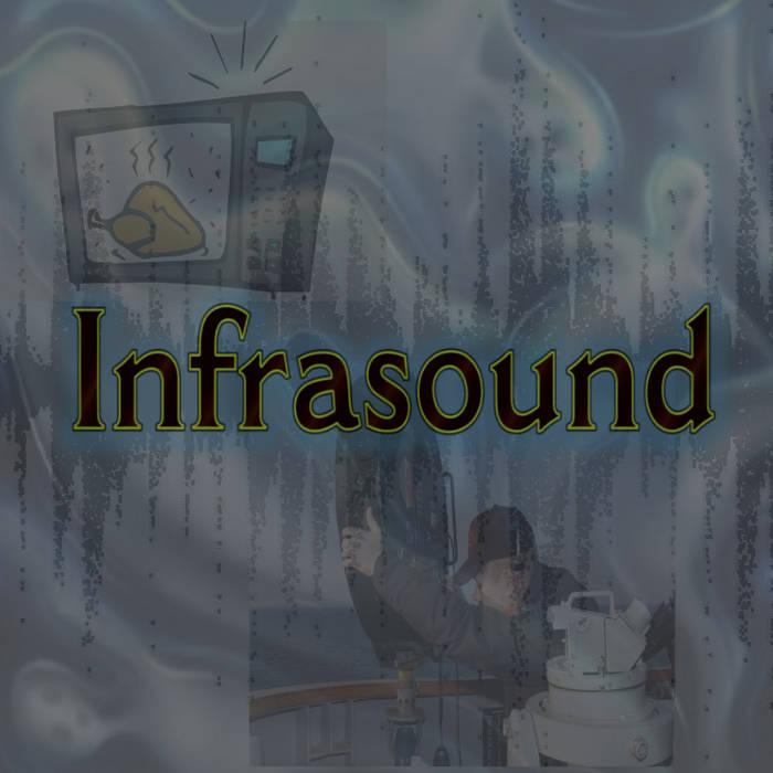 Infrasound Single cover art