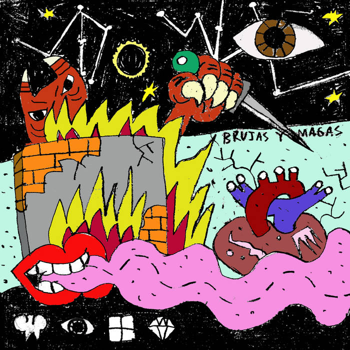 Brujas y Magas EP cover art