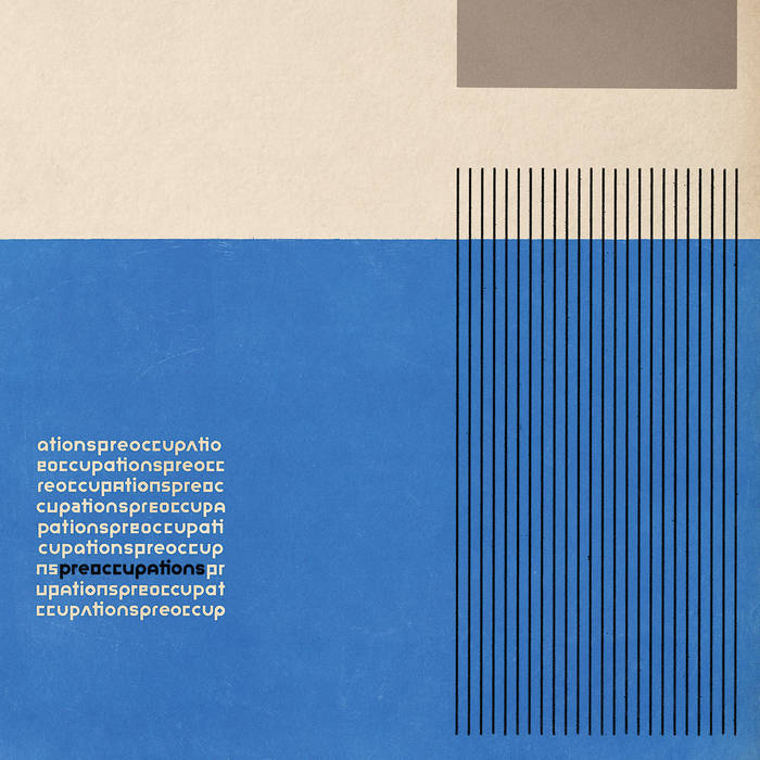 Preoccupations cover art