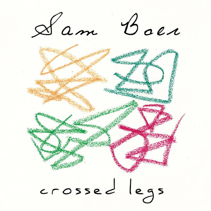 Crossed Legs EP cover art