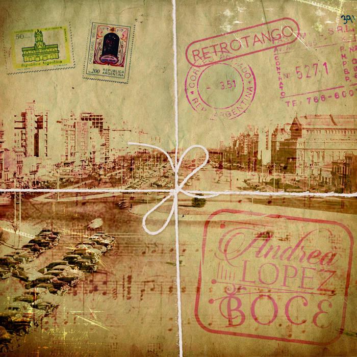 Retro Tango cover art