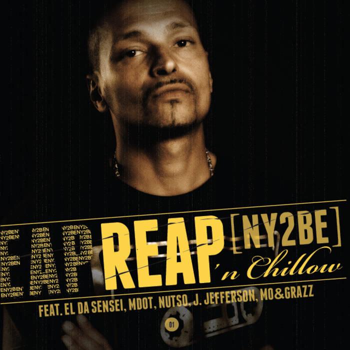 Ny2be cover art