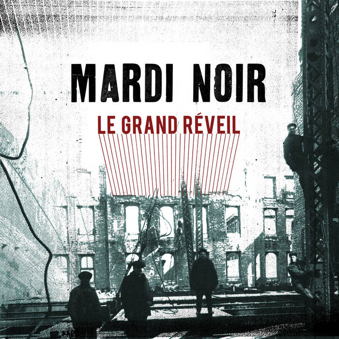 Le grand réveil cover art