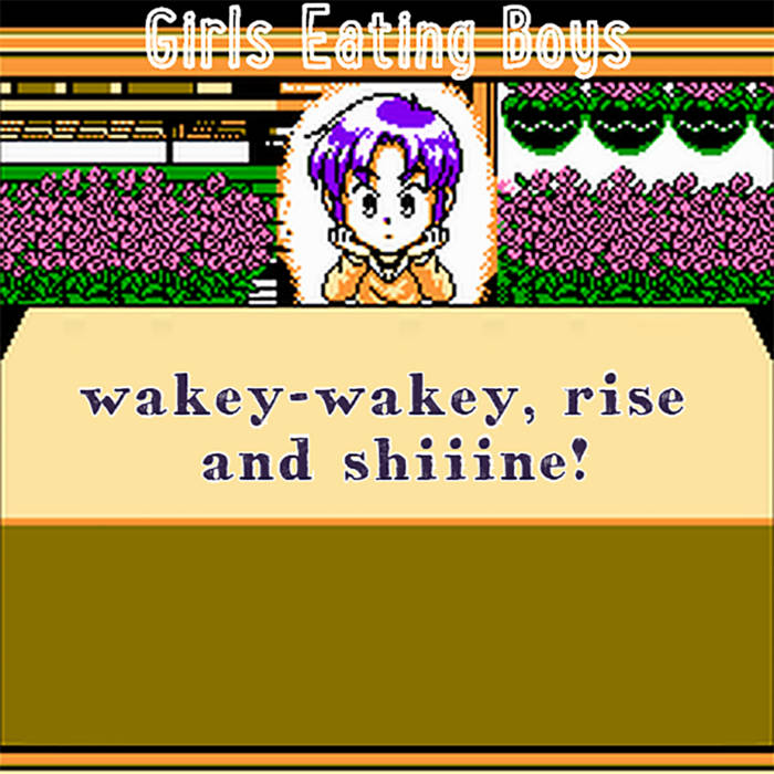 Wakey-wakey, rise and shiiine! cover art