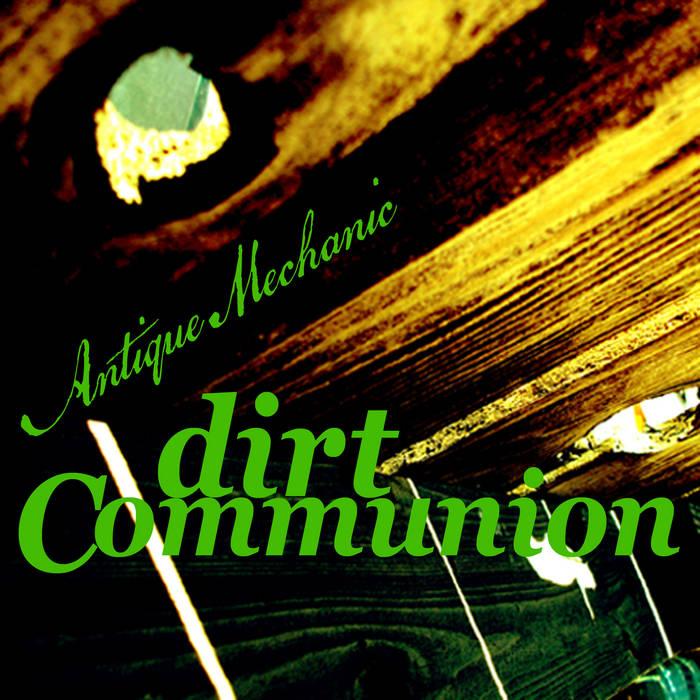 Antique Mechanic (LP) cover art