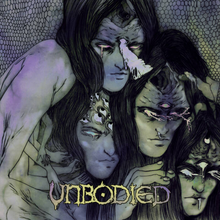 Unbodied cover art
