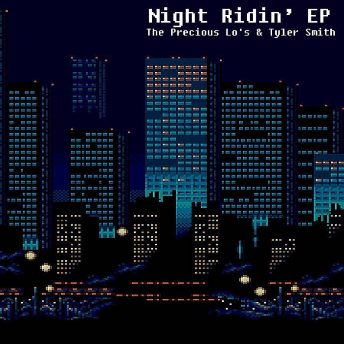 Night Ridin' EP cover art