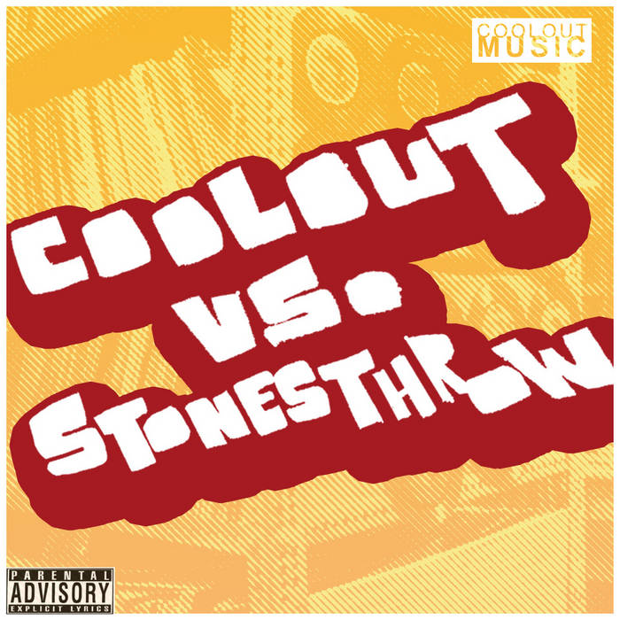 COOLOUT vs STONES THROW cover art