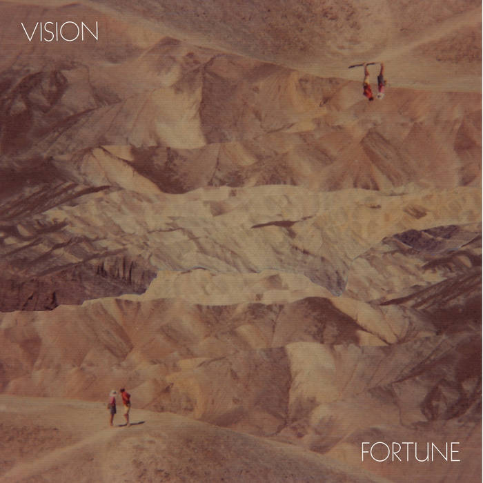 MNQ 019 Vision Fortune - Black Coral / Void of the Valley 7'' cover art