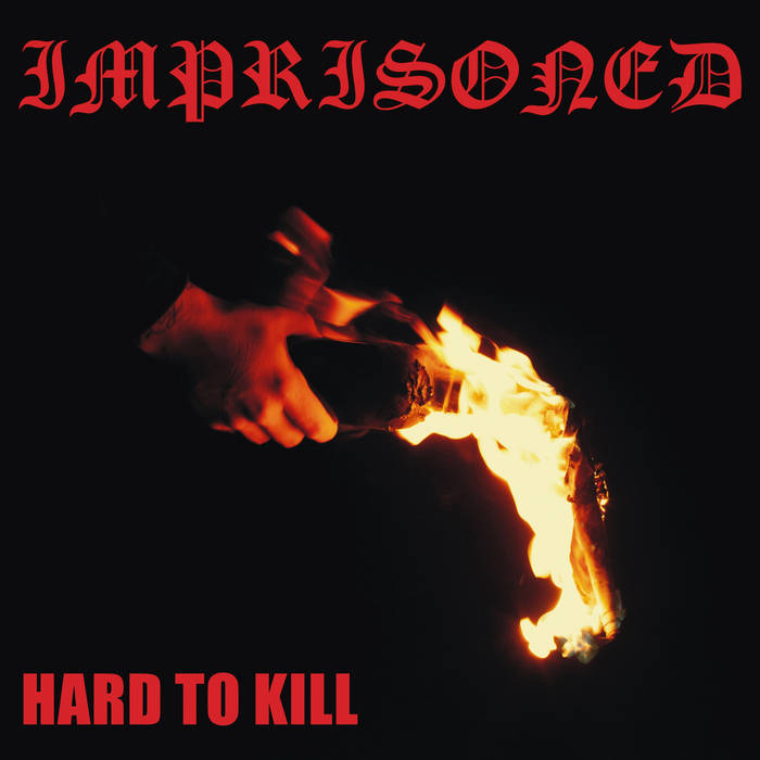 Hard To Kill cover art