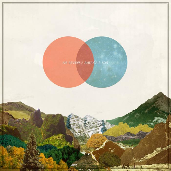 AMERICA'S SON, EP cover art
