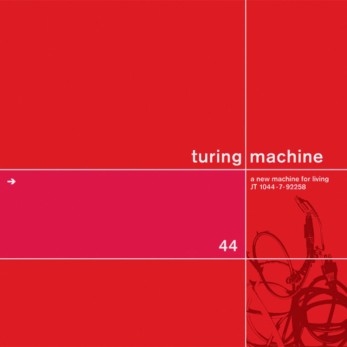 A New Machine for Living cover art