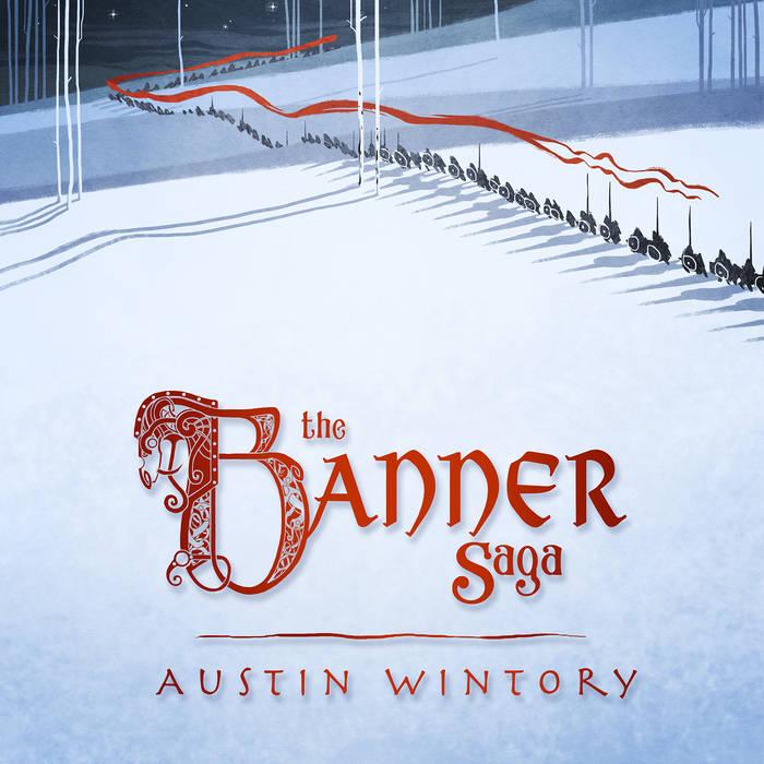 The Banner Saga cover art