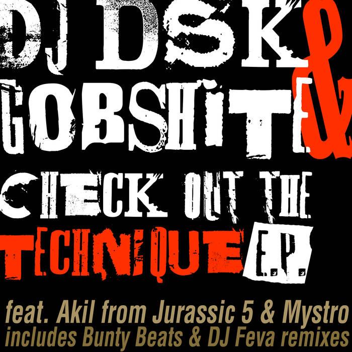 Check Out The Technique E.P. cover art