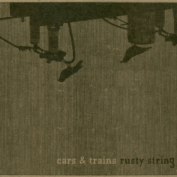 Rusty String Deluxe cover art