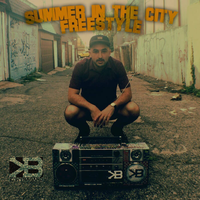 Summer In The City Freestyle cover art