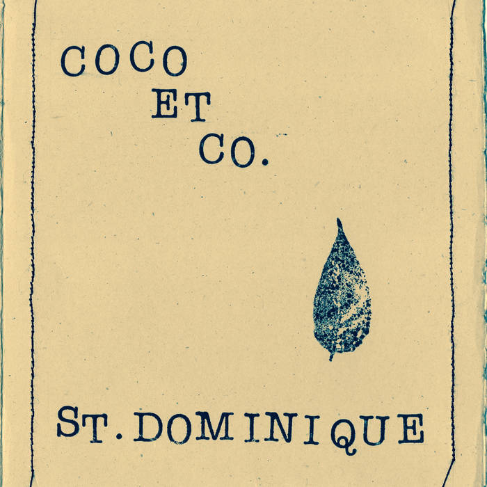 St. Dominique cover art