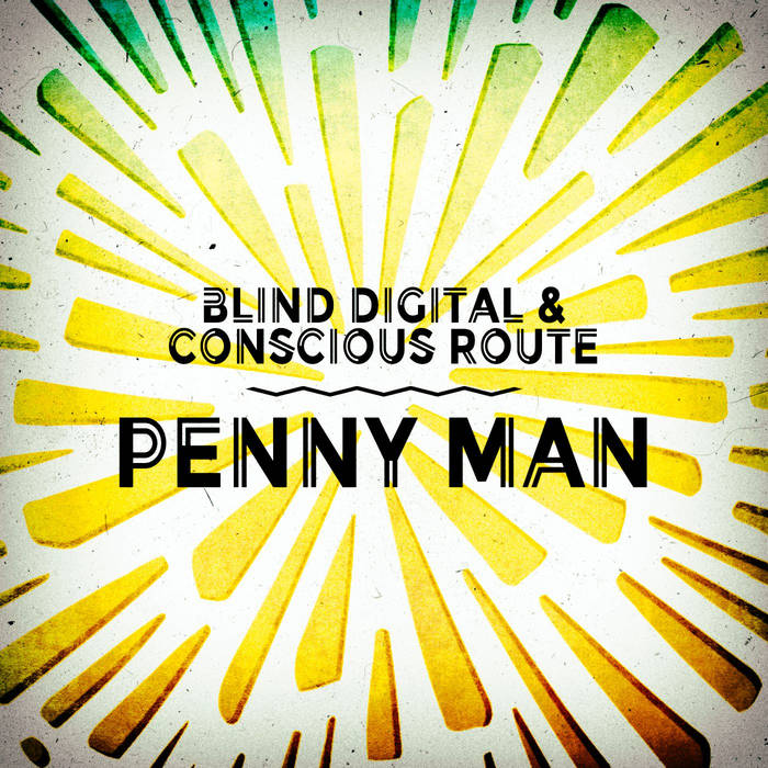 Penny Man cover art