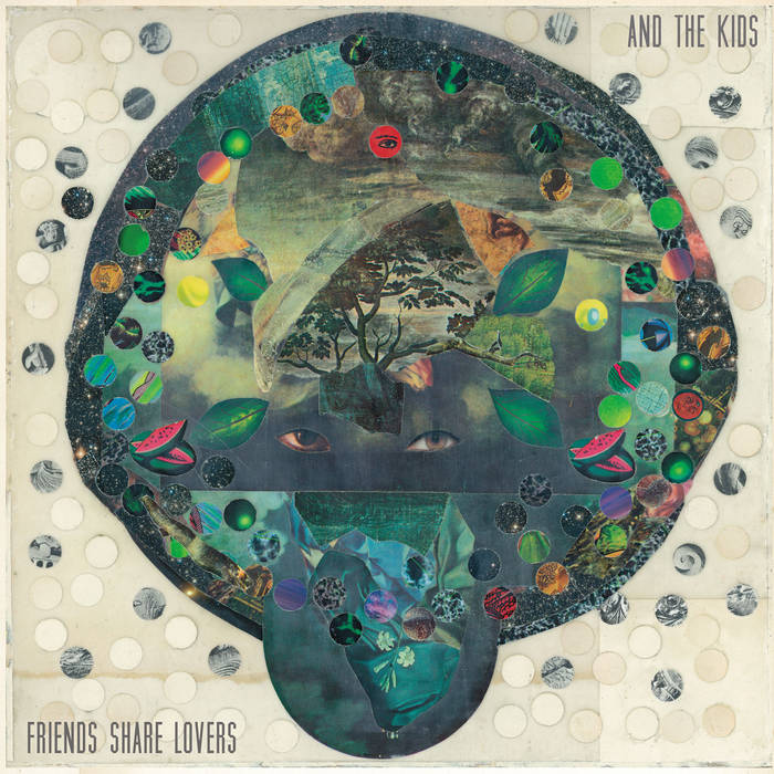 Friends Share Lovers cover art