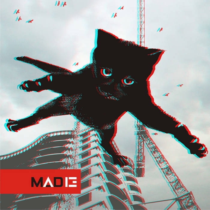 Mad13 cover art