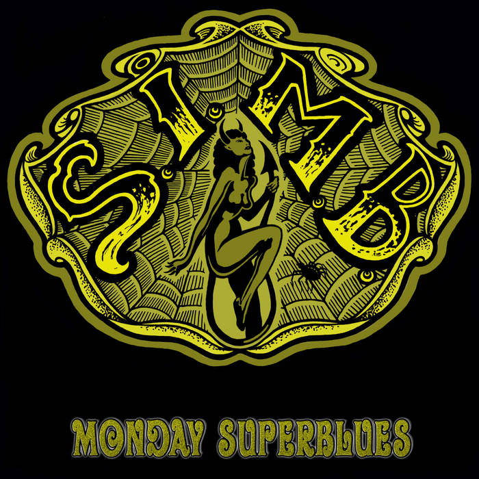 Monday Superblues cover art