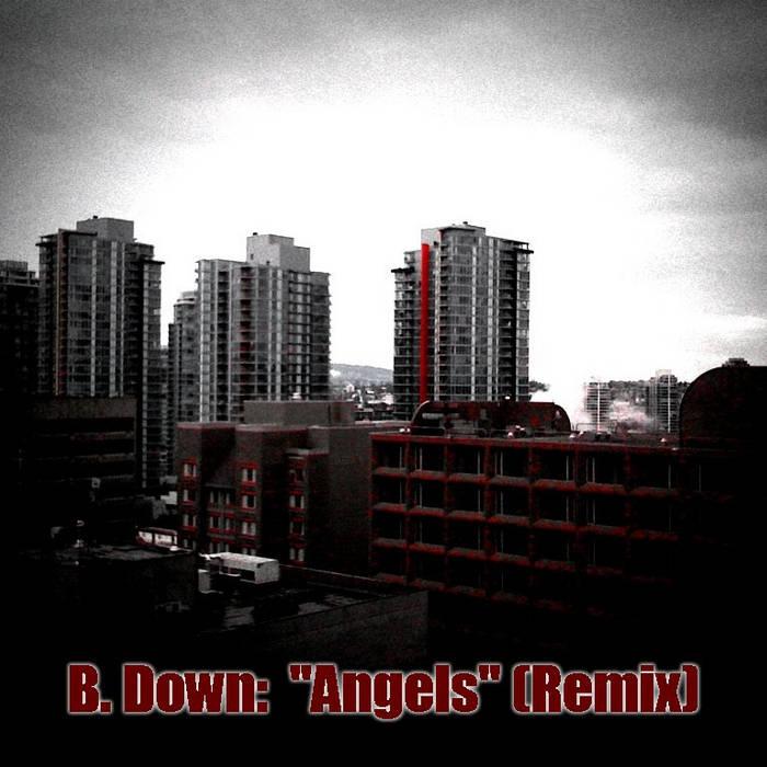 Angels Remix cover art