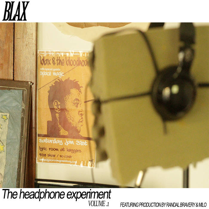 The Headphone Experiment cover art