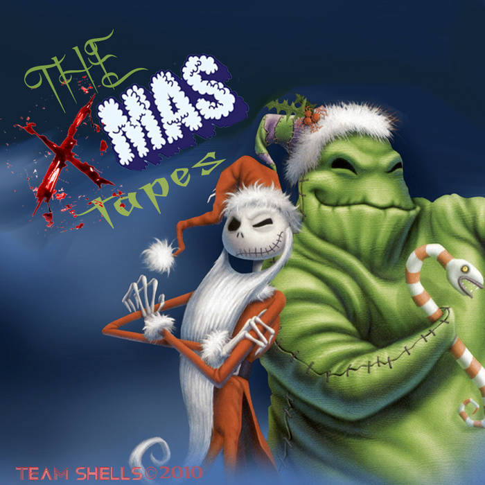 The Xmas Tapes (2010 Edition) cover art