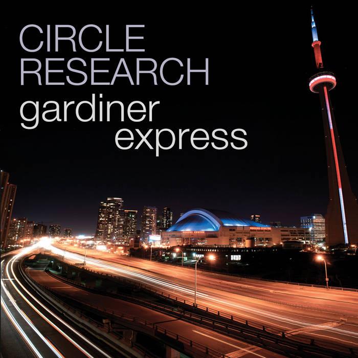 Gardiner Express cover art
