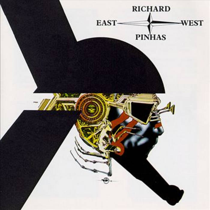 East / West cover art