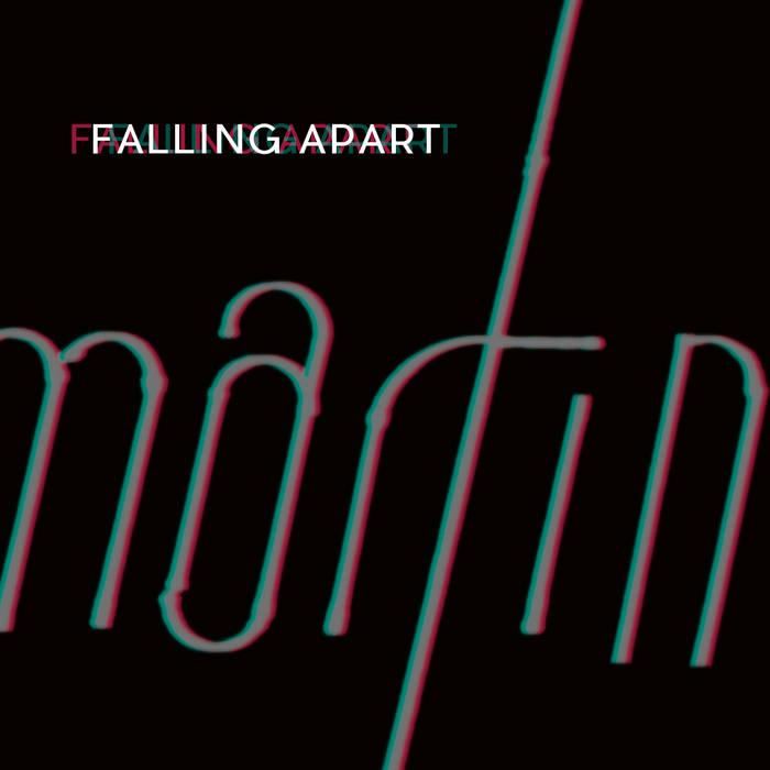 Falling Apart EP cover art