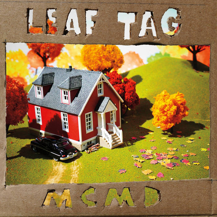 LEAF TAG cover art