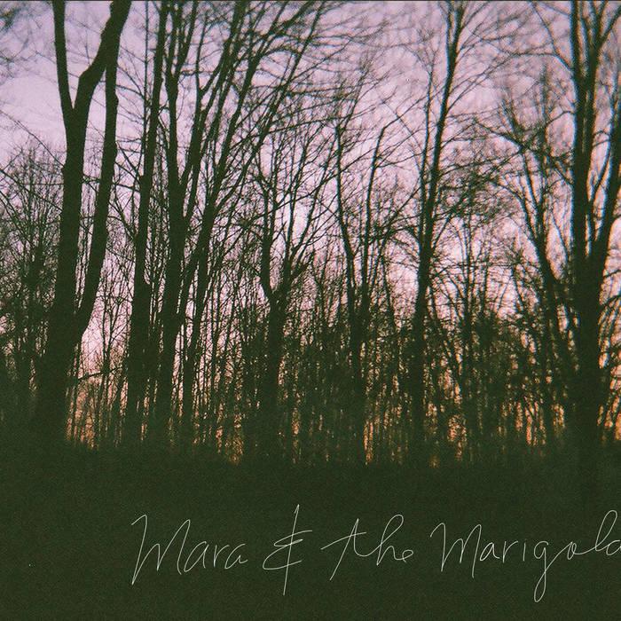 Mara & The Marigold EP cover art