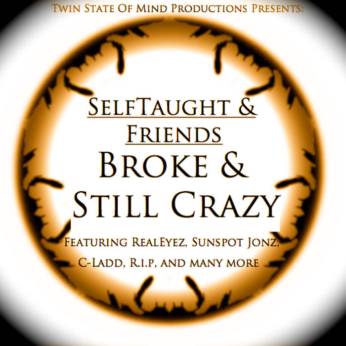 Broke & Still Crazy cover art