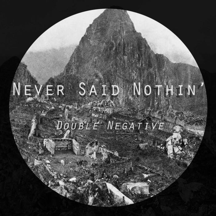 Never Said Nothin' cover art